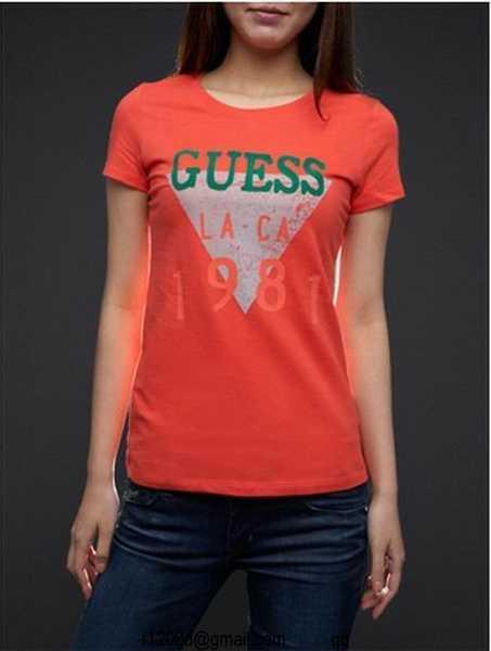 acheter t shirt guess femme,t shirt guess femme destockage