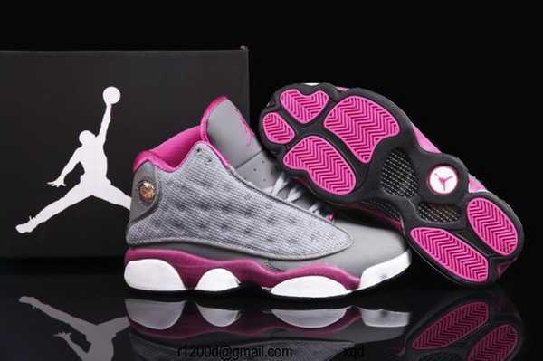 chaussure de basketball femme air jordan
