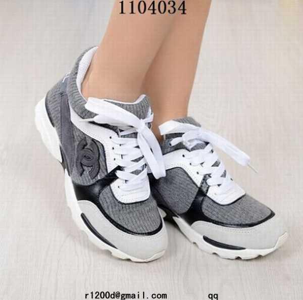 basket Chanel Sport Paris De chaussures Chaussure 3jqRLA54