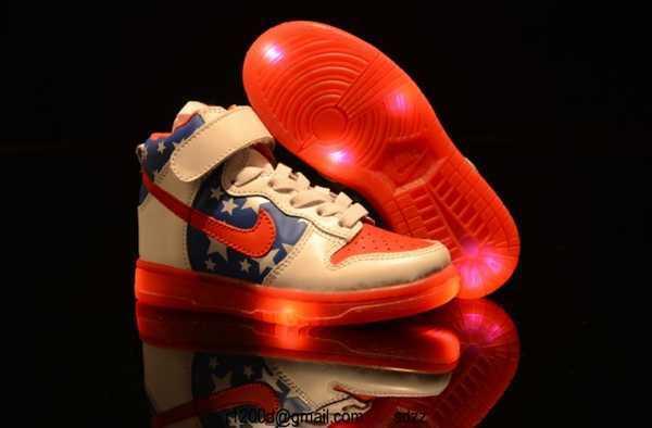 4f07170d91e4d chaussure lumineuse pour enfant