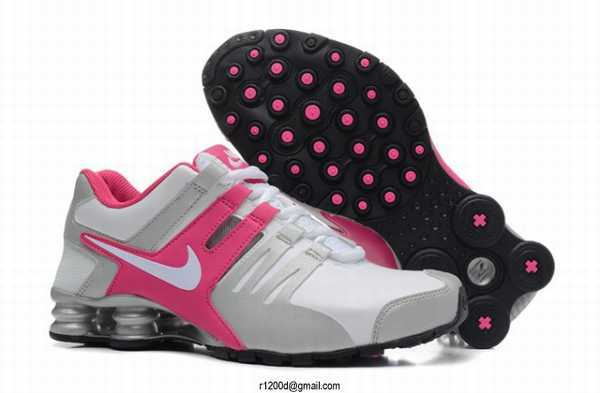 buy cheap c89f8 b2f01 ... pas cher. 38EUR, chaussure shox femme bas prix,vente privee shox,chaussure  nike shox current femme