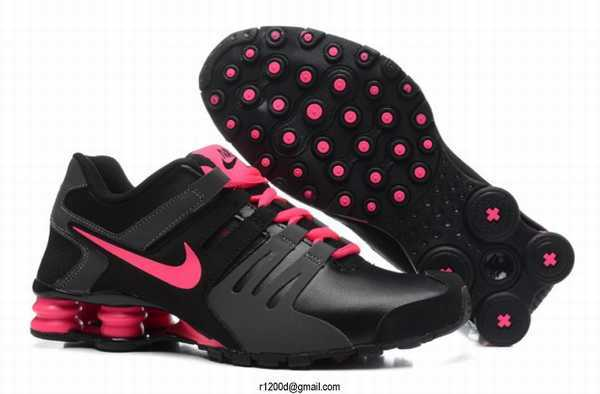 online store 584f3 f597c 38EUR, chaussure shox femme noir rose,vente de chaussure shox,chaussure  nike shox current femme