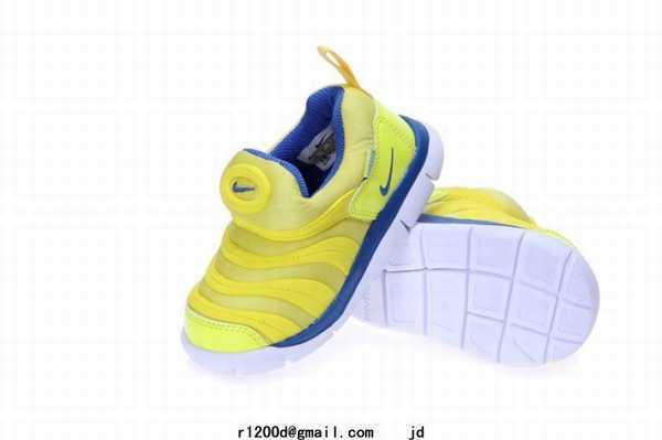 chaussure enfants garçon nike requin