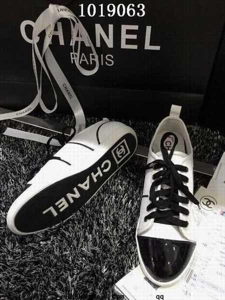 315842cd6eb ... chaussures chanel noir et blanc