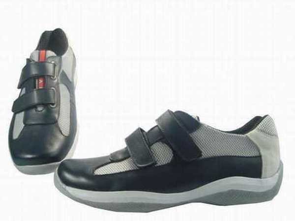 dd1b64055e8 Chaussure Prada Homme
