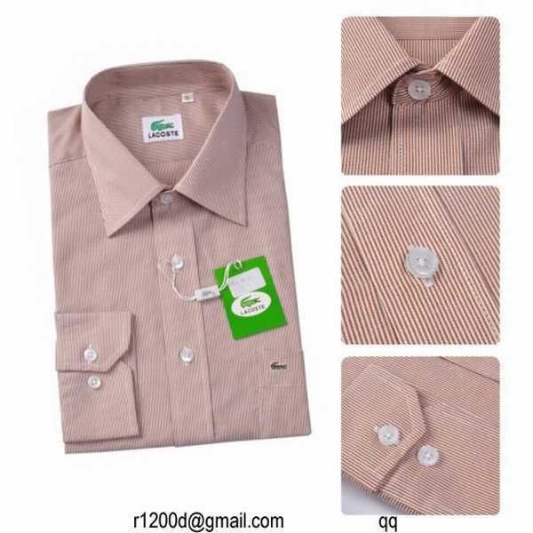 98c8b0c2eac chemise lacoste boutique