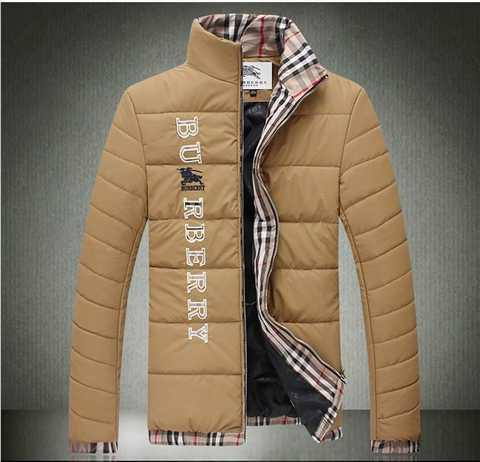 Doudoune Burberry Homme 0f4aba2a97f