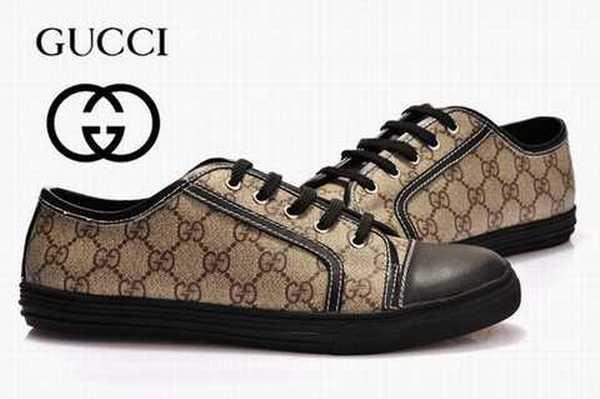 Chaussure Gucci Marron