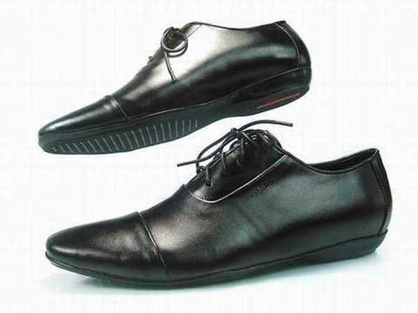 bff9614b7e6 Chaussure Prada Homme