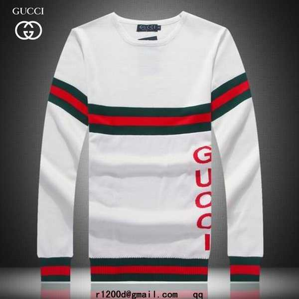 812427cda78 pull gucci homme marque