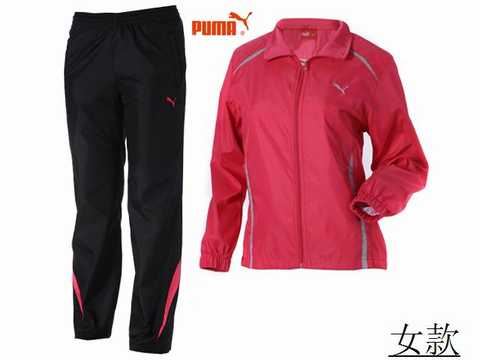puma jogging femme