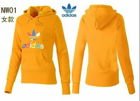 Rouge Homme sweat Capuche Zippe Bleu sweat Sweat A Adidas wt1qnaZR5E