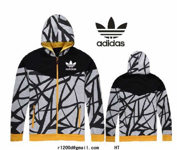 sweat adidas homme solde