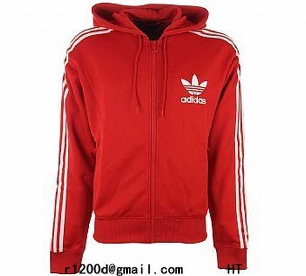 sweat Homme Adidas Rouge Sweat 2014 Paris sweat 7Yfby6g