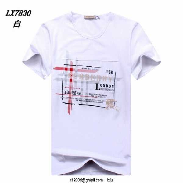 8614ffb9013 t shirt burberry homme