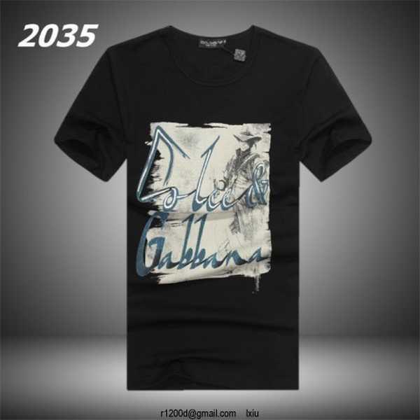 c0321956545c t shirt dolce gabbana homme