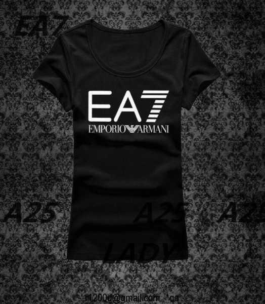 d24fb43a62a t shirt emporio armani femme pas cher