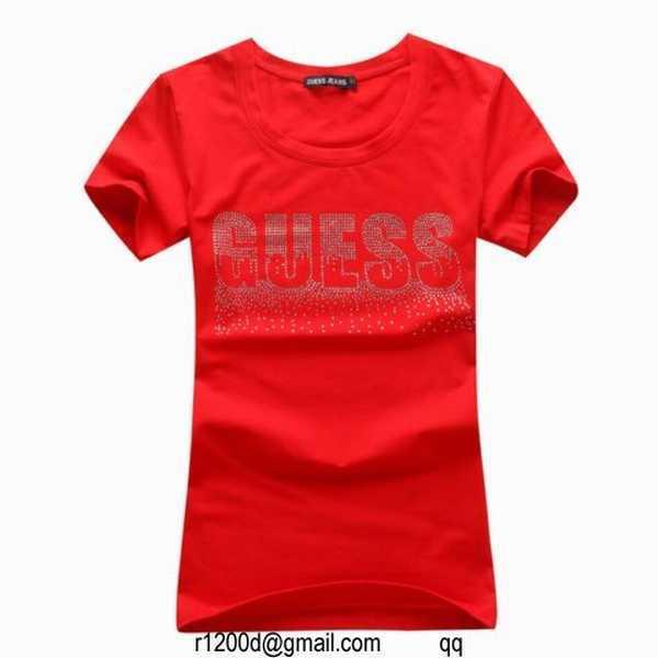 meet cute speical offer t shirt guess femme en gros,t shirt guess femme collection ...