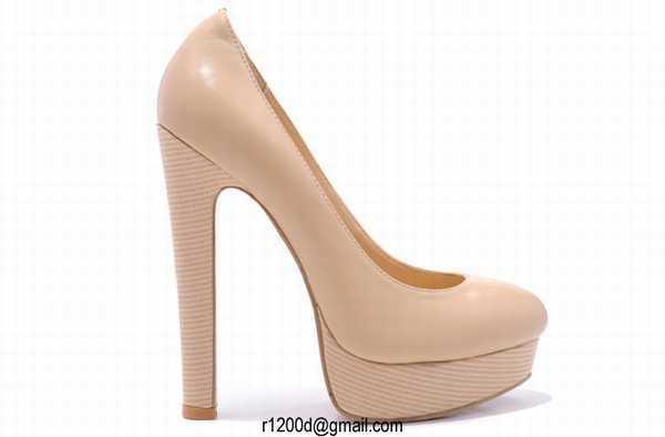 mode designer 9cc76 bffd1 talon haut beige,chaussure de mariage femme grande taille ...