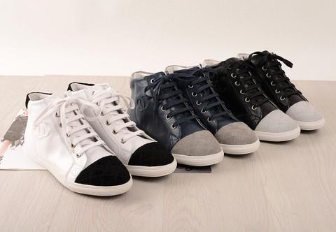 2f0f6a14db9c 58EUR, vente de basket chanel noir,replique chaussures chanel ballerines,chaussures  chanel en vente sur